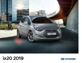 2019 Hyundai ix20 UK
