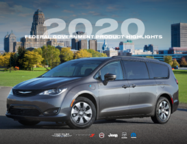 2020 FCA Federal Government Fleet Buyers Guide