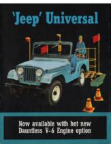 1965 Jeep Universal V1