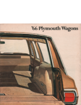 1966 Plymouth Wagons