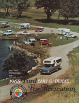 1968 Ford Recreation Guide