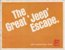 1969 Jeep Recreation Guide