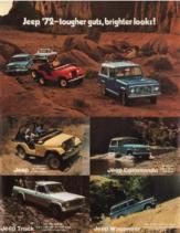 1972 Jeep Specs