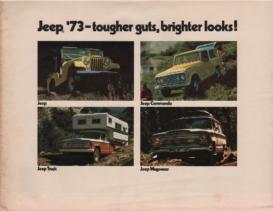 1973 Jeep Full Line