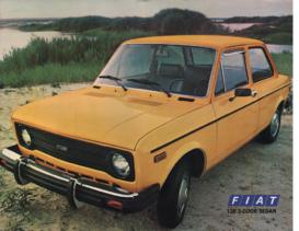 1976 Fiat 128 2 Door Sedan