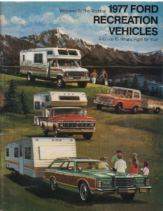 1977 Ford Recreation Vehicles