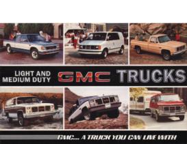 1985 GMC Light & Medium Duty