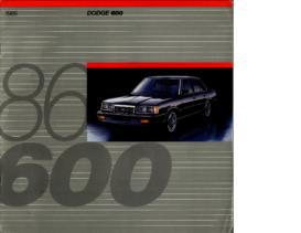 1986 Dodge 600 CN