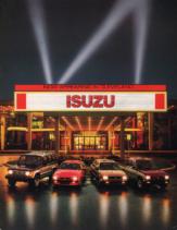 1986 Isuzu Brief Line Up