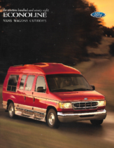 1998 Ford Econoline Club Wagon