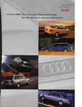 1999 Audi Full Line