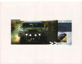 2001 Hummer