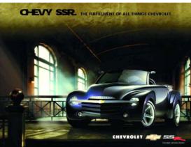2003 Chevrolet SSR Intro