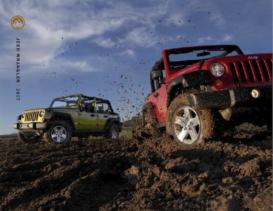 2007 Jeep Wrangler Specs