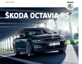 2016 Skoda Octavia RS