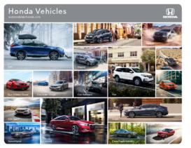 2020 Honda Full Line V3