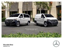 2020 Mercedes Benz Metris Vans