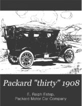 1908 Packard Thirty