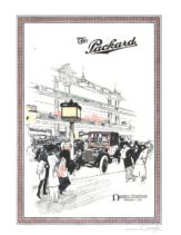 1911 Packard The Packard Newsletters