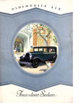 1928 Oldsmobile Sedan Folder