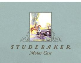1928 Studebaker Prestige