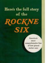 1932 Studebaker Rockne Six