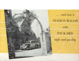 1937 Packard Wagon
