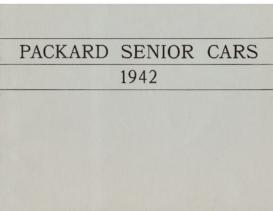 1942 Packard Senior Cars