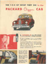 1946 Packard Clipper Cab