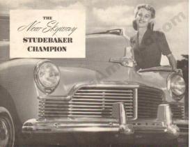 1946 Studebaker Foldout