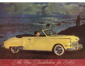 1949 Studebaker Foldout