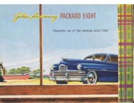 1950 Packard Golden Anniversary Eight Foldout