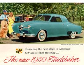 1950 Studebaker Brochure V1