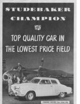 1950 Studebaker Folder