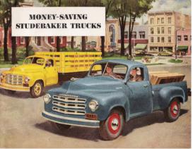 1950 Studebaker Trucks