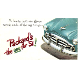 1951 Packard One for 51