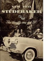 1951 Studebaker Mailer