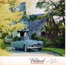 1952 Packard Foldout