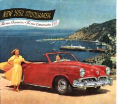1952 Studebaker Full Line