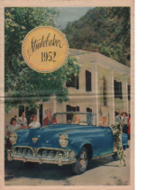 1952 Studebaker Newspaper Insert