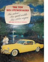 1954 Studebaker Full Line