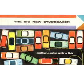 1956 Studebaker Full Line Foldout
