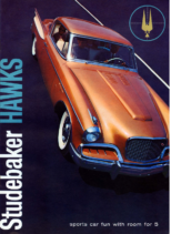 1957 Studebaker Hawks