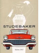 1957 Studebaker Sedans