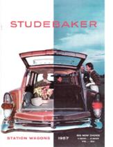 1957 Studebaker Wagons