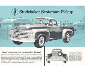 1958 Studebaker Scotsman Pickup Folder