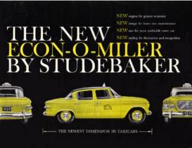 1959 Studebaker Taxi