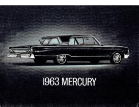 1963 Mercury Full Size