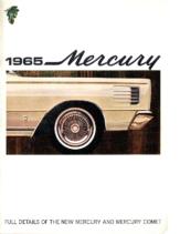 1965 Mercury Full Line Prestige