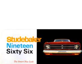 1966 Studebaker Full Line